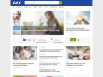 GMX: E-Mail-Adresse kostenlos, FreeMail, De-Mail ...