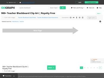 Teacher Blackboard Clip Art - Royalty Free - GoGraph