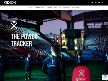 gpexe — the power tracker | wearable tracking system for ...