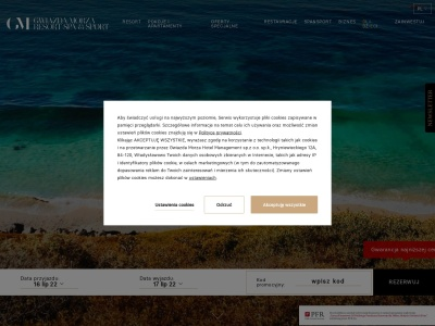 Gwiazda Morza Apart Hotel ★ Apartamenty i noclegi nad morzem ★ Hotel Władysławow