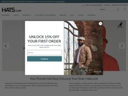 Hats screenshot