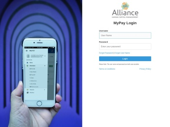 MyPay Employee Self Service Login