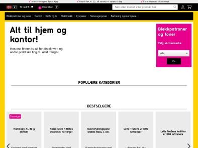 inkClub skjermbilde