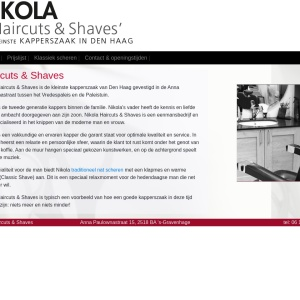 Nikola Haircuts & Shaves