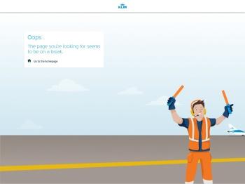 Mijn Reis: beheer uw reis - KLM.com