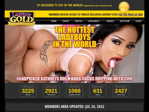 Ladyboy Gold screenshot