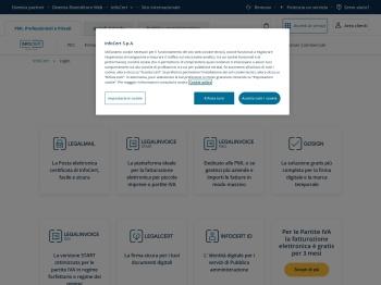 Accesso ai servizi - Legalmail