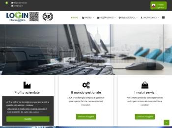 Home - Login Informatica System Solution