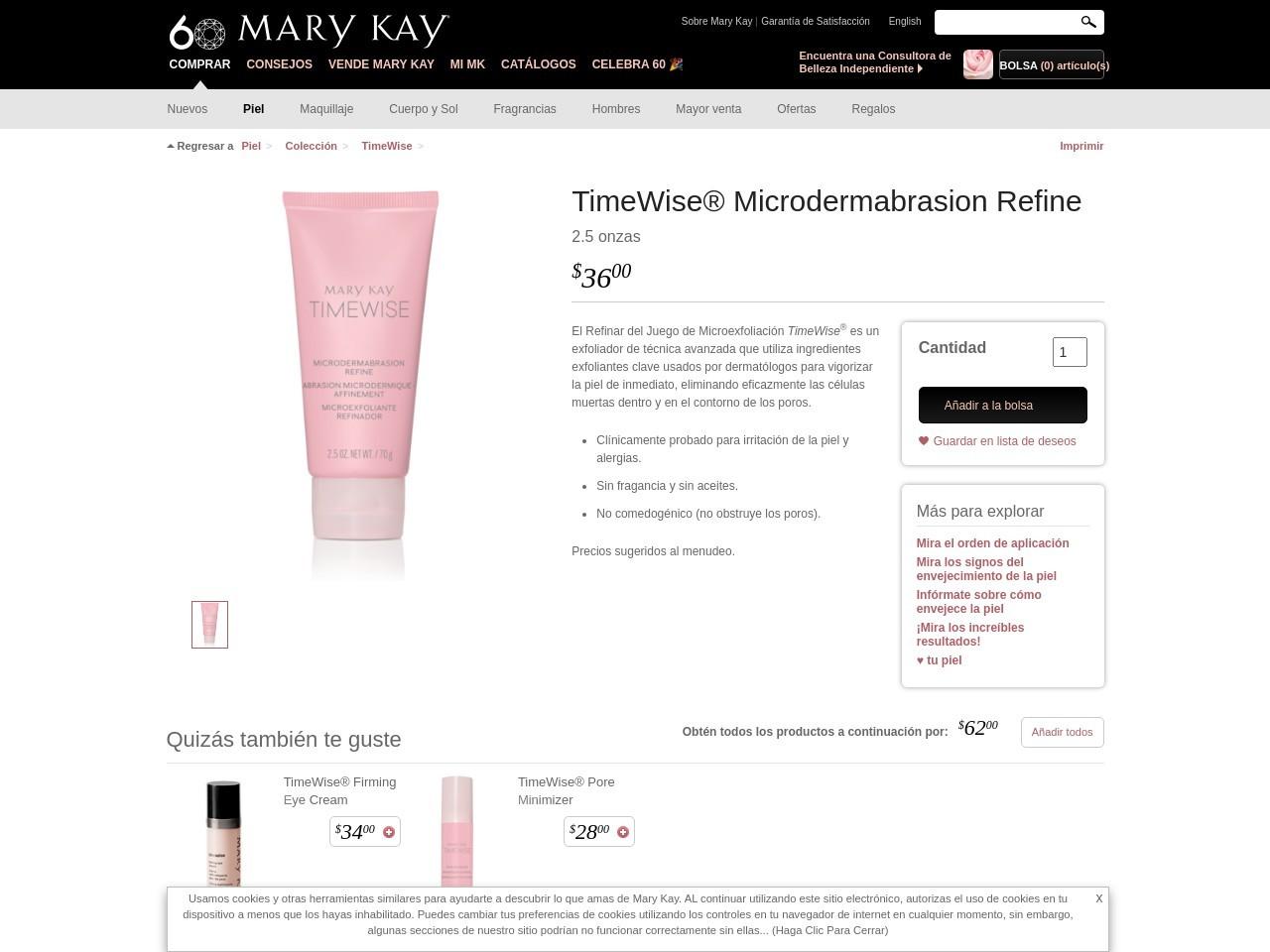 Mary Kay Microdermabrasion Refine