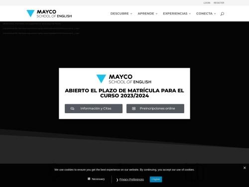 Mayco School Of English de SAN CRISTOBAL DE LA LAGUNA (TENERIFE)