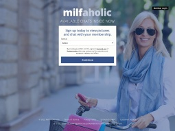 Milfahholic screenshot