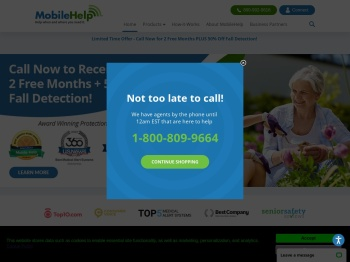 Medical Alert Systems | Monitoring Devices From MobileHelp