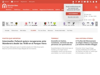 Montevideo Portal