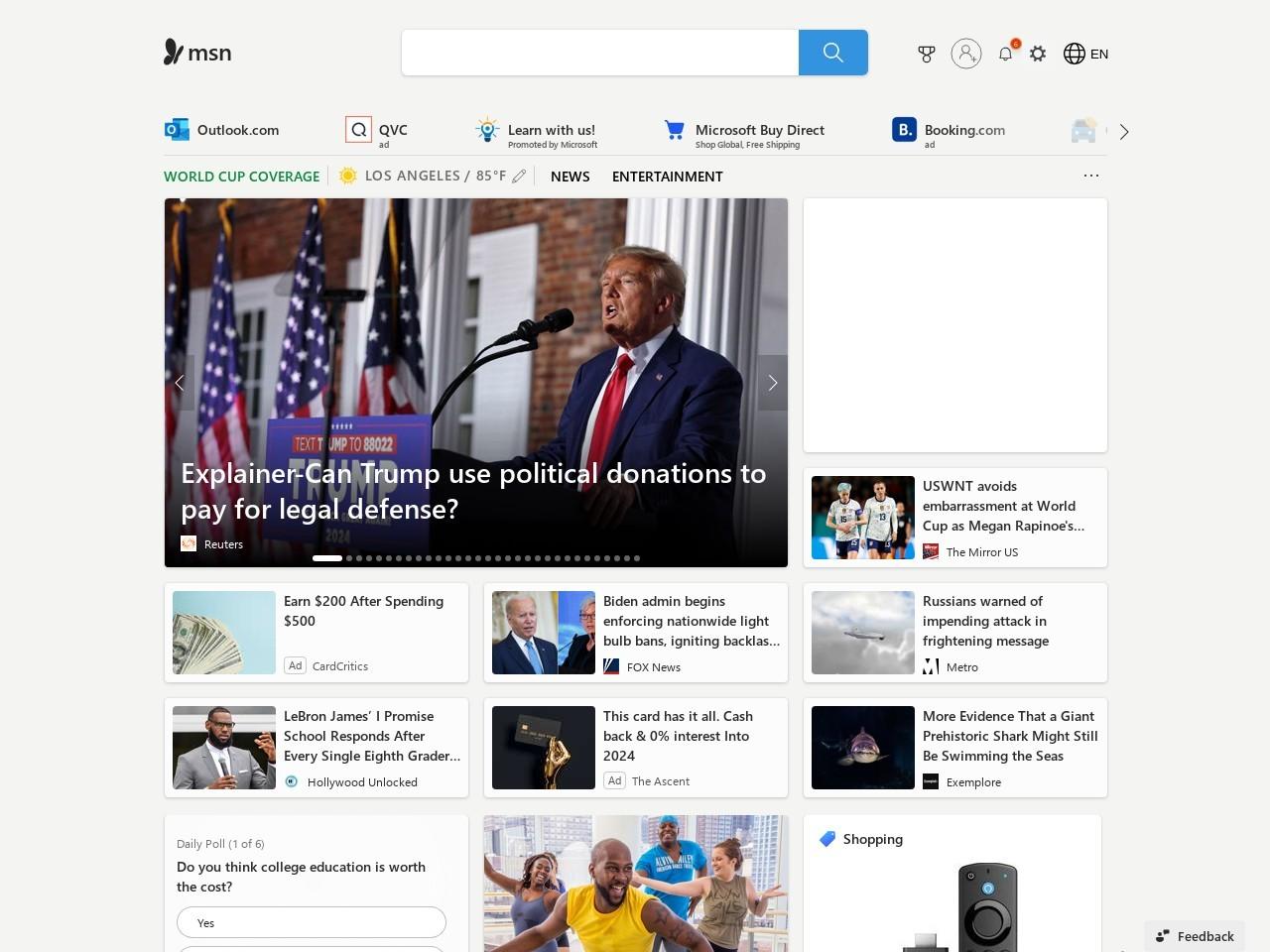 Over Sasha Obama