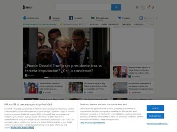 Hotmail, Outlook, noticias y horóscopo en MSN España y Microsoft News