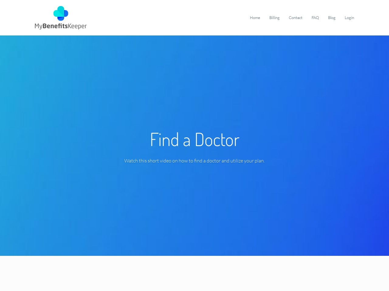 Multiplan Network - Find a Doctor - MyBenefitsKeeper