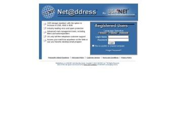 Net@ddress Email