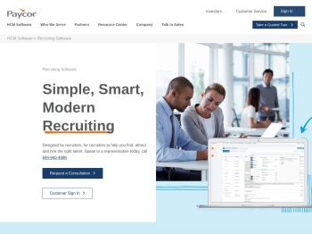 Newton Software is now Paycor Recruiting