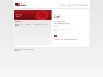 Money Network ® Pay Stub Portal