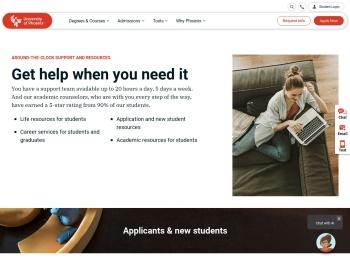 Blackboard Ultra - University of Phoenix