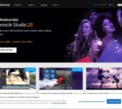 Pinnacle Studio 22 Plus Coupons