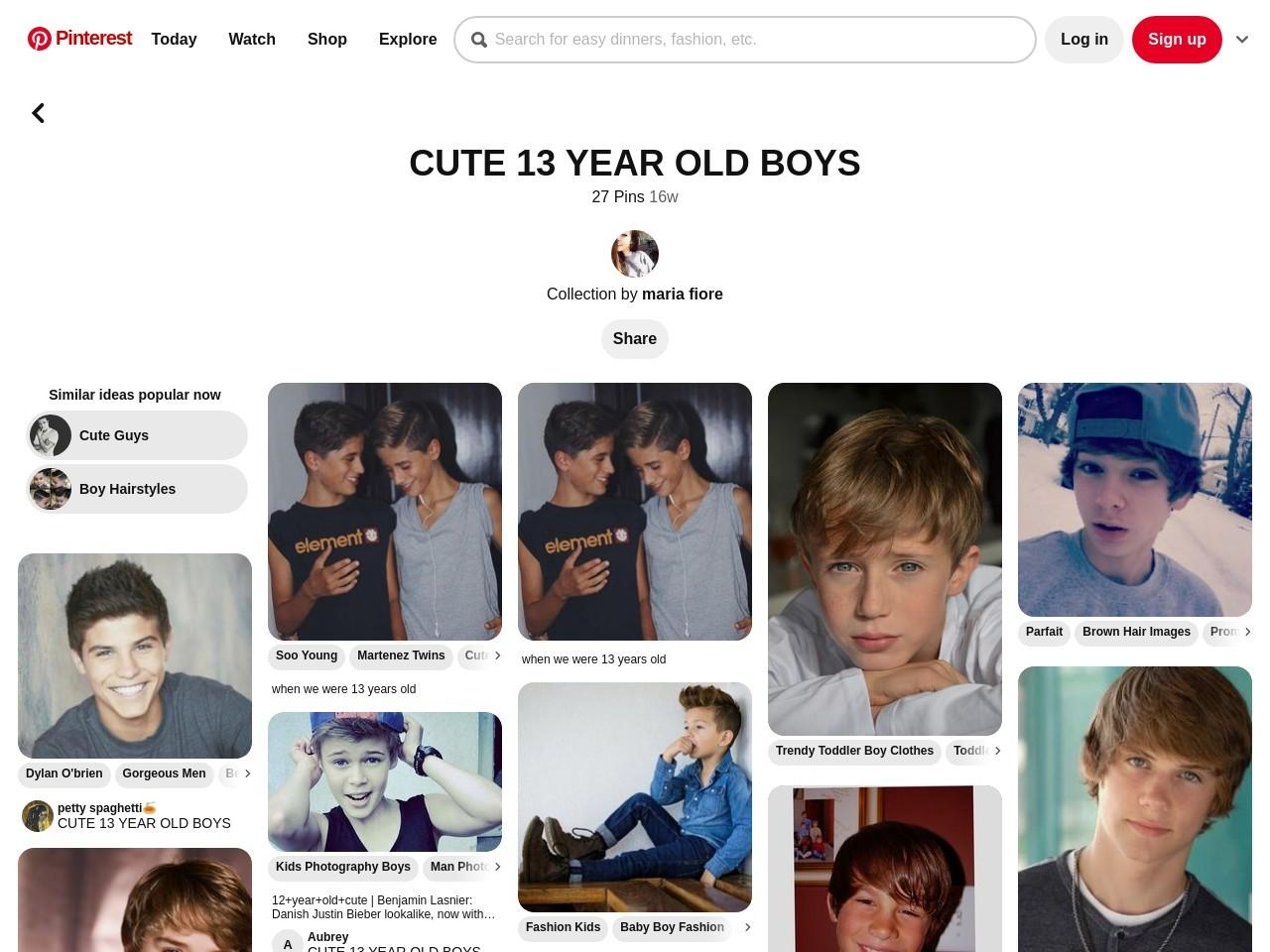 Cute Dominican Boys