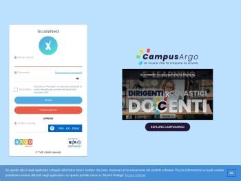 Accesso Utenti ScuolaNext - Argo