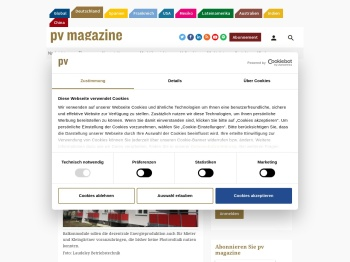 Verbraucher können Balkonmodule jetzt selbst ... - PV Magazin