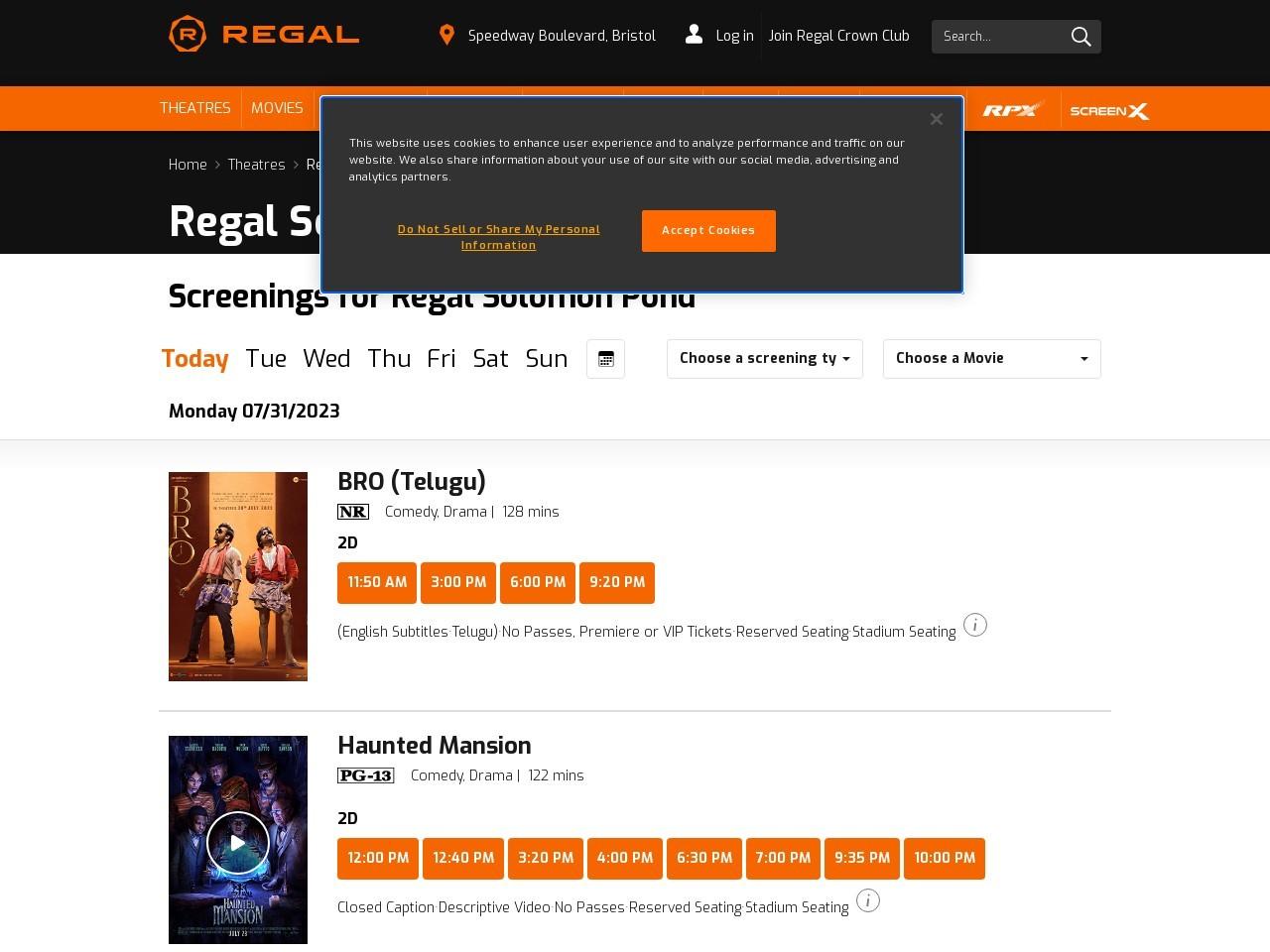 Regal Cinemas Marlborough Ma