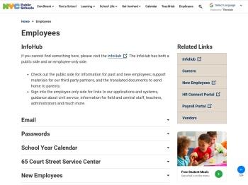 Employees - Schools.nyc.gov