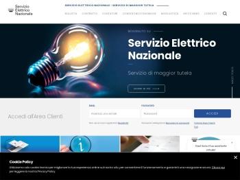 Servizio Elettrico Nazionale - Servizio di Maggior Tutela