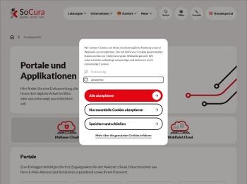 Malteser.Cloud   SoCura GmbH