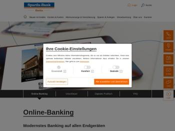 Online-Banking - Sparda-Bank Berlin eG
