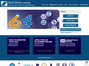 Republic of the Philippines Social Security System