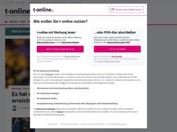 News & E-Mail bei t-online.de | Politik, Sport, Unterhaltung ...