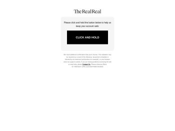 The RealReal: Luxury consignment sales. Shop for pre-owned ...