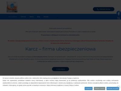 Firma ubezpieczeniowa – Ubezpieczenia Karcz |woj. małopolskie