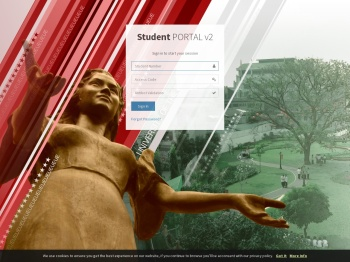 Sign in · UE Portal
