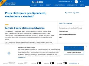 Appost@ per te   Università degli Studi di Parma