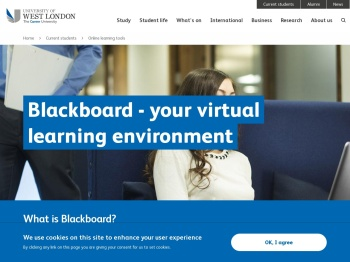Blackboard - University of West London