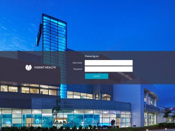Employee Access | Vidant Health Information Services