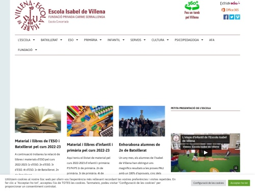 Escola Isabel De Villena de ESPLUGUES DE LLOBREGAT