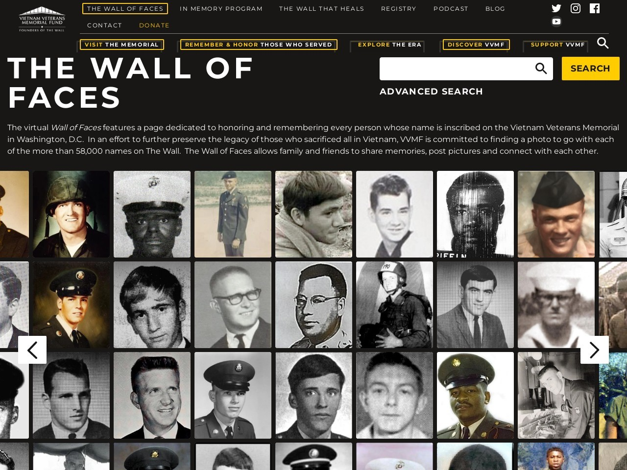 The wall images