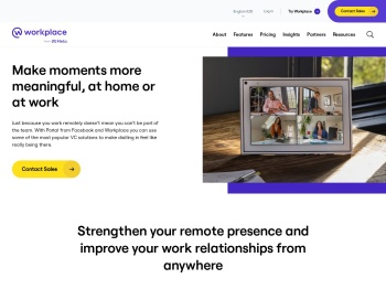 Workplace on Portal | A new way to work remotely | Workplace ...