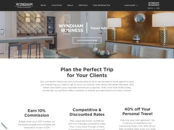 Travel Advisors | Wyndham Hotels & Resorts