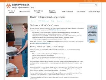 YRMC CareConnect - Yavapai Regional Medical Center