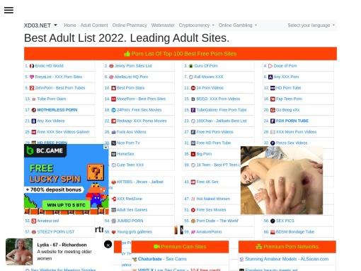 XD03   Elite Porn Sites screenshot