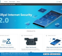 Zillya! Internet Security 1PC/1year Coupons