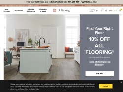 lumberliquidators.com screenshot