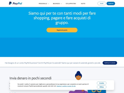 Send Money, Pay Online or Receive Payments - PayPal Vietnam